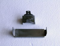Tungsten bended parts