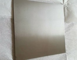 Tantalum & Niobium plates and sheets