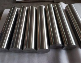 Zirconium rods and bars